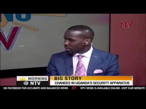 BIG STORY: Changes in Uganda's security apparatus