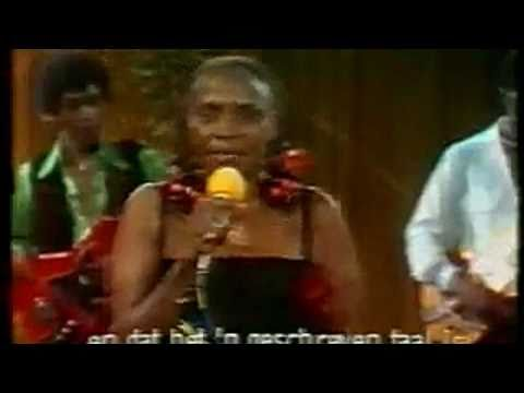 Miriam Makeba - Qongqothwane (The Click Song)