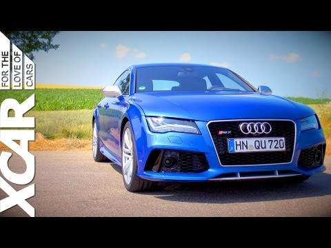Audi RS 7: The Best Of All Worlds?