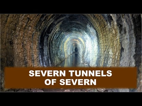 Severn and Wye Abandoned Railway Tunnels