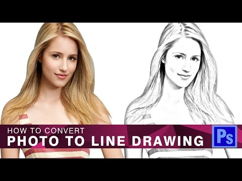 {*new}-how-to-convert-photo-to-line-drawing-in-photoshop