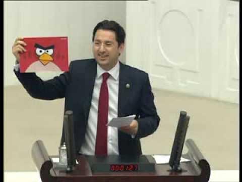 CHP Bursa Milletvekili Aykan Erdemir, Başbakan Erdoğan'ı kızdıran kuşun izini sürdü
