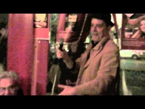 MAX VIGNERI: Il temporale. LIVE BARROCCIO LECCE 2012 video by aldodececco.mov