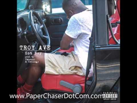 Troy Ave - Hot Boy (2016 New CDQ Dirty NO DJ) Prod. By Yankee & Trilogy @TroyAve