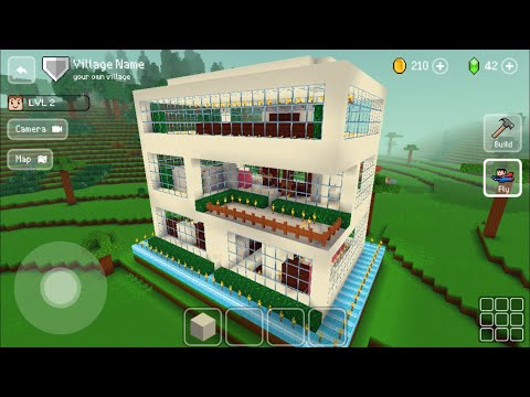 Block Craft 3D : Building Simulator Games For Free Gameplay #294 (iOS & Android) | Beautiful Home