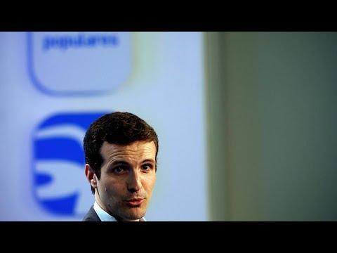 Pablo Casado sucede a Mariano Rajoy