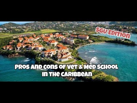 pros-and-cons-of-going-to-med/vet-school-in-the-caribbean-|-sgu-edition