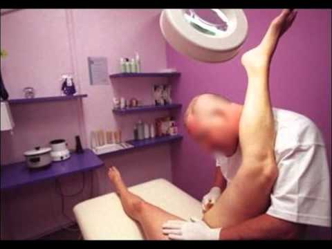 Brazilian Wax Procedure (Uncensored picture)