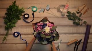 видео Цветы с доставкой в Киеве