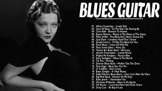 Relaxing Blues Guitar | Greatest Blues Songs Ever | Best Of Slow Blues / Blues Rock Ballads Playlist