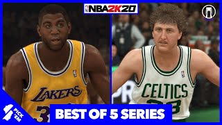 '86 Celtics vs '87 Lakers | Which Classic Team Would Win?