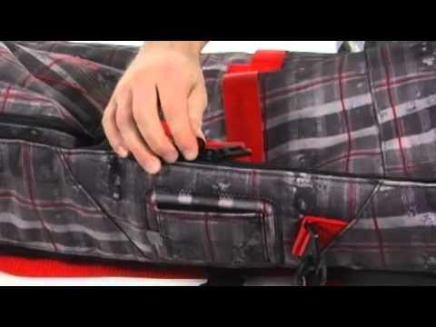 632cf61921 Burton Wheelie Gig Bag  166  SKU  7975161 - YouTube