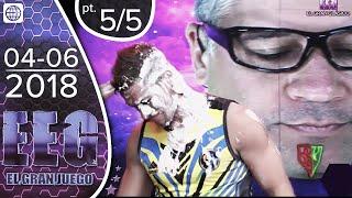 EEG El Gran Clásico - 04/06/2018 - 5/5