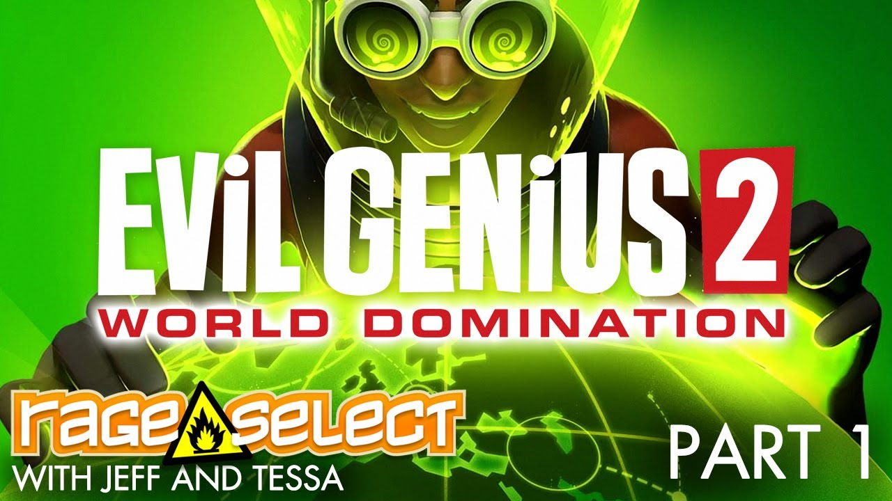 Evil Genius 2: World Domination (The Dojo) Let's Play - Part 1