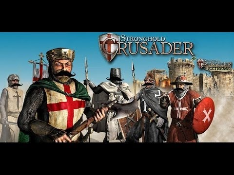 [Турнир] Stronghold Crusader - День 1 (Часть 1)