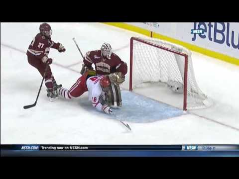 Boston College vs. Boston University - Beanpot Highlights - 02/08/2016