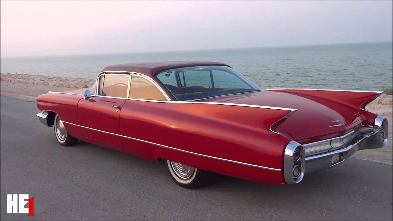 GCCG 1960 Cadillac Deville coupe - YouTube
