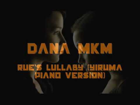 Dana MKM - Deep in the meadow (Rue's lullaby) (Yiruma Piano Version) Cover