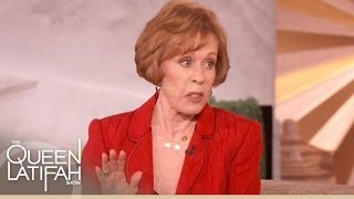 Carol Burnett Shares Show Secrets