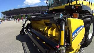 アメリカ農業機械展示 2015 American agricultural machinery exhibition