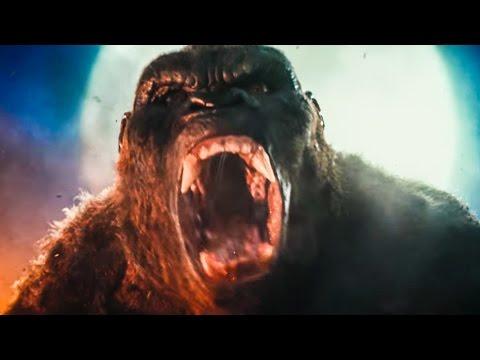 胸躍る巨大生物たち!『キングコング:髑髏島の巨神』予告編