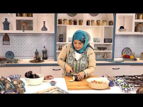 مطبخ اسيا - صينية الكفتة والباذنجان التركي كبة البطاطس والباذنجان عوّامات الكنافة الجزء الاول
