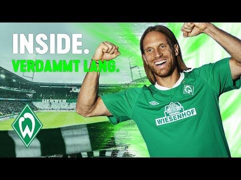 Moin Michael Lang & Wahrsager Kevin Möhwald | WERDER.TV Inside vor FC Augsburg