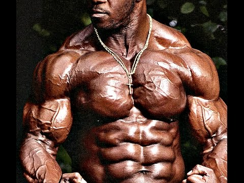 The bodybuilder who murdered his fiance...