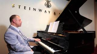 Piano Masterclass on Articulation & Phrasing, from Steinway Hall London