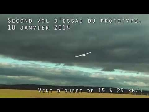 Pilatus B4 Ecotop 2m 2emeVolProto