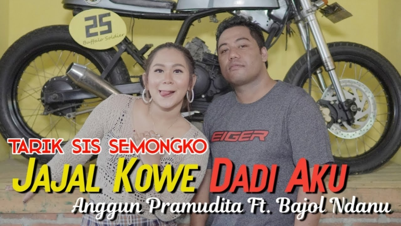 TARIK SIS SEMONGKO | Anggun Pramudita Ft. Bajol Ndanu - Jajal Kowe Dadi Aku | DJ Kentrung (OMV)
