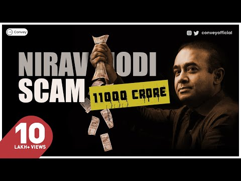 Nirav Modi Scam explained (एकदम आसान भाषा में ) | PNB Fraud case study in Hindi