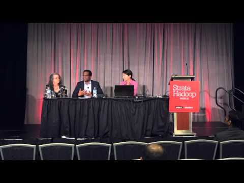 Why a Data Career is a Great Choice, Now More Than Ever - Panel - Strata San Jose 2016