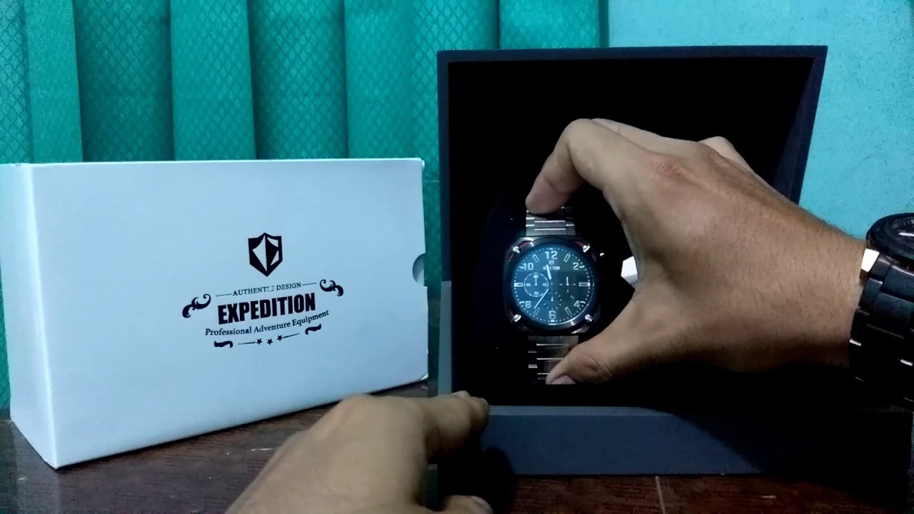 Expedition 6738 Silver Black Red Youtube E 6381silver