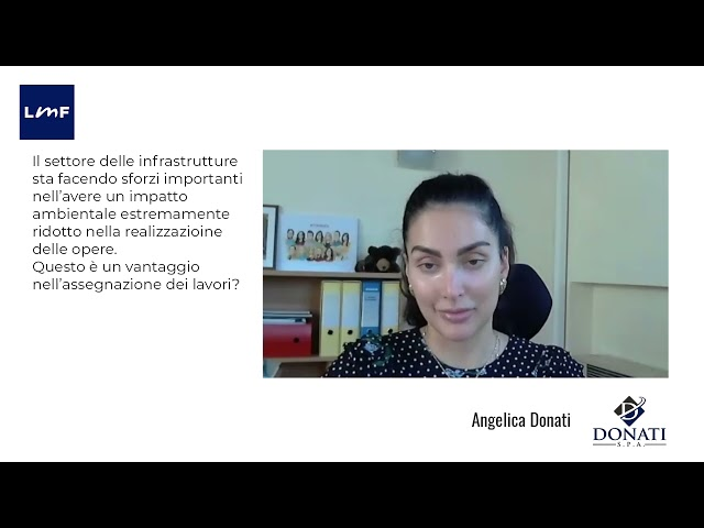 L'impatto ambientale delle infrasttruttre - Angelica Donati (Donatii)