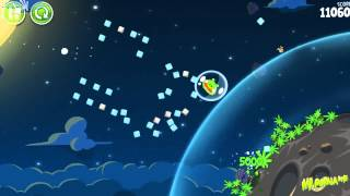 Angry Birds Space Gameplay PC/HD Part 1 Commentary (Comentariu In Romana) Walkthrough Part 1