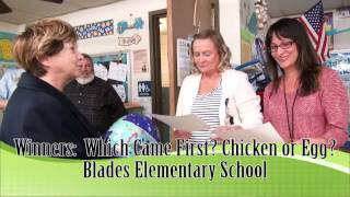 Blades Mehlville Oakville Foundation Mini Grant Prize Patrol Chicken or Egg Thumbnail