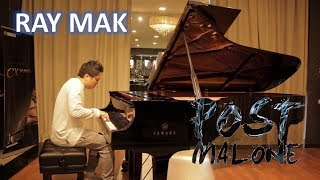 Post Malone - Circles Piano by Ray Mak