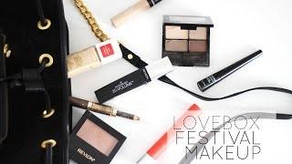 One of HelloOctoberxo's most viewed videos: Lovebox Festival Makeup Tutorial | Hello October