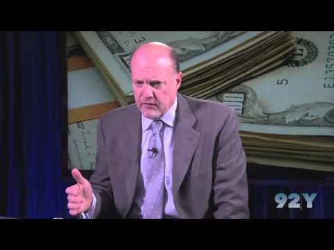 Jim Cramer: Five Common Mistakes in Managing Money