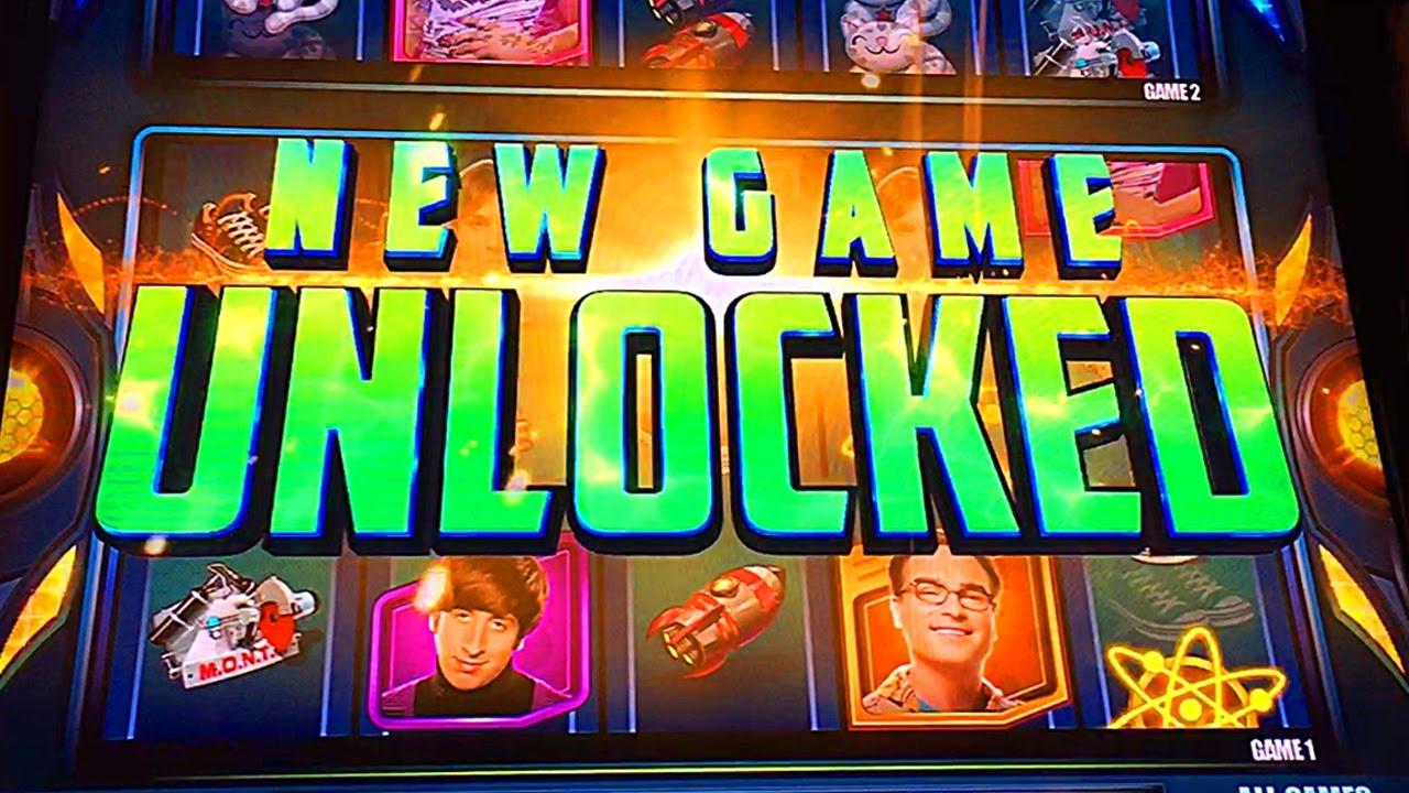 New slots machines 2018