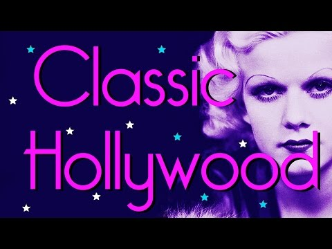 Classic Hollywood - Jean Harlow