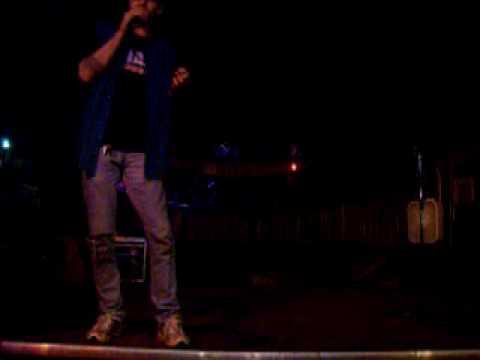 Jason Crane - Karaoke Idol - July 16, 2009