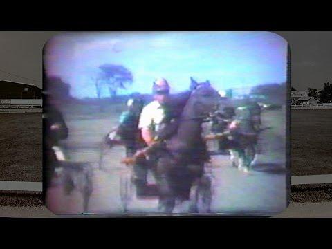 Les courses de poneys à l'Île Bizard et l'entrevue avec Jean Paul Rollin