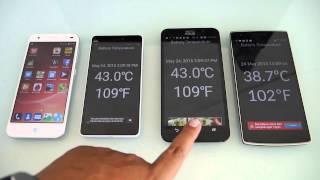 Hape terPANAS tahun ini. Blade S6 vs Mi4i vs Zenfone 2 vs OnePlus One