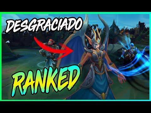 LA MISMA MIERDA EN RANKED PERO CON UN ALEMÁN DE DUO   League of Legends   Drake Rajanj