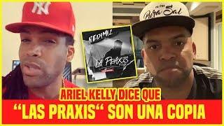 "ARIEL KELLY le tira a REDIMI2 por ""LA PRAXIS"" (Redimi2 le Responde)"