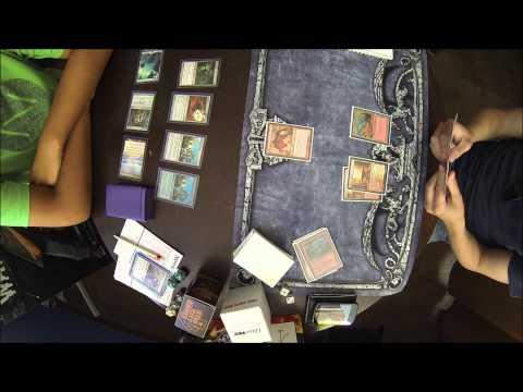 QWERTZ Modern 1 - Round 3 : Affinity vs Boros Burn