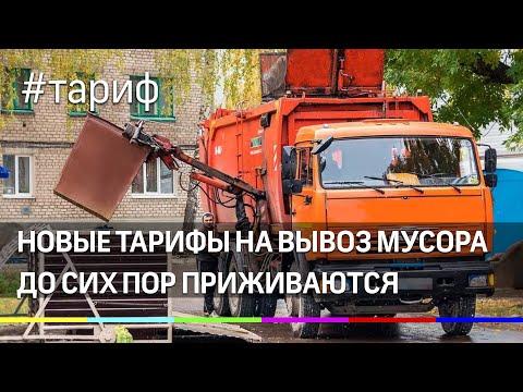 Жители Подмосковья все никак не привыкнут к тарифам на вывоз мусора