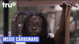 The Carbonaro Effect: Inside Carbonaro - Levitating from an Isolation Box | truTV